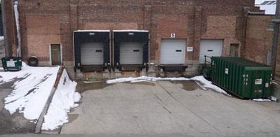 beef banks under snow