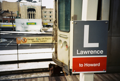 Lawrence heading south
