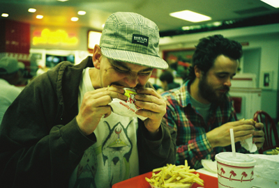 Tim at In N Out