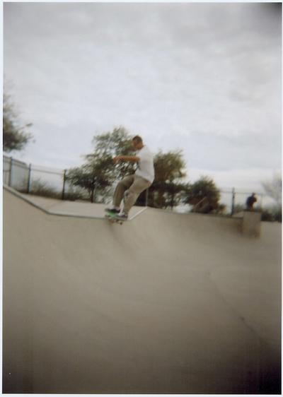 Scott Gall - Smith Grind - Pecos