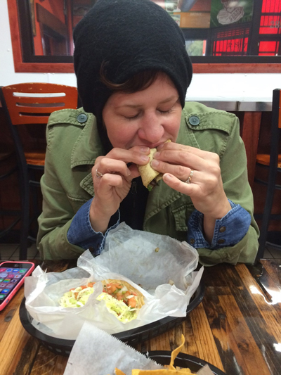 national taco day - allison